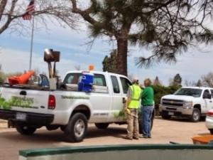 Earth Day - Riverside Truck